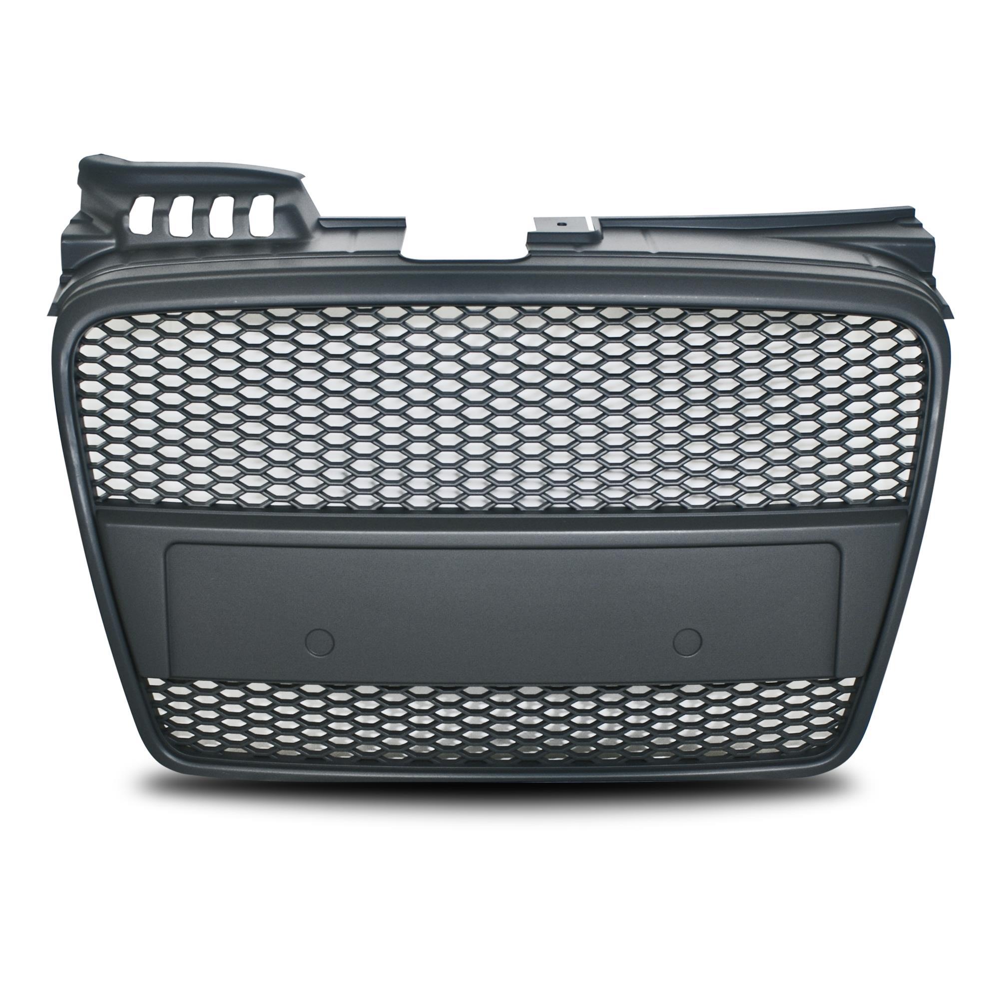 решетка радиатора audi a4 b7