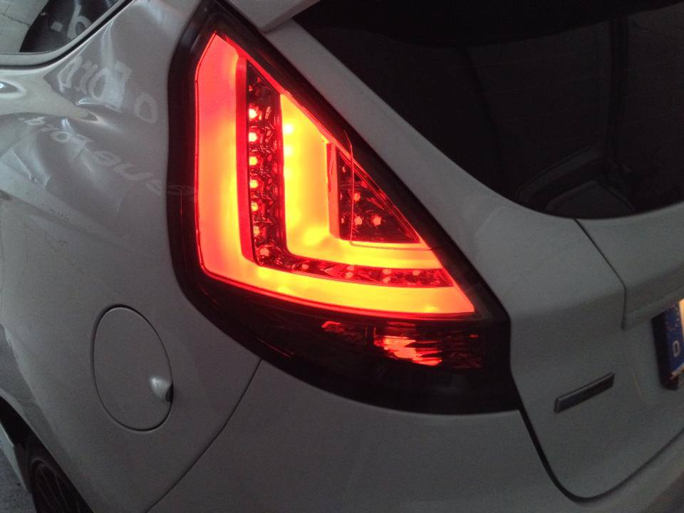 Альтернативная оптика задняя Dectane для Ford Fiesta Vii