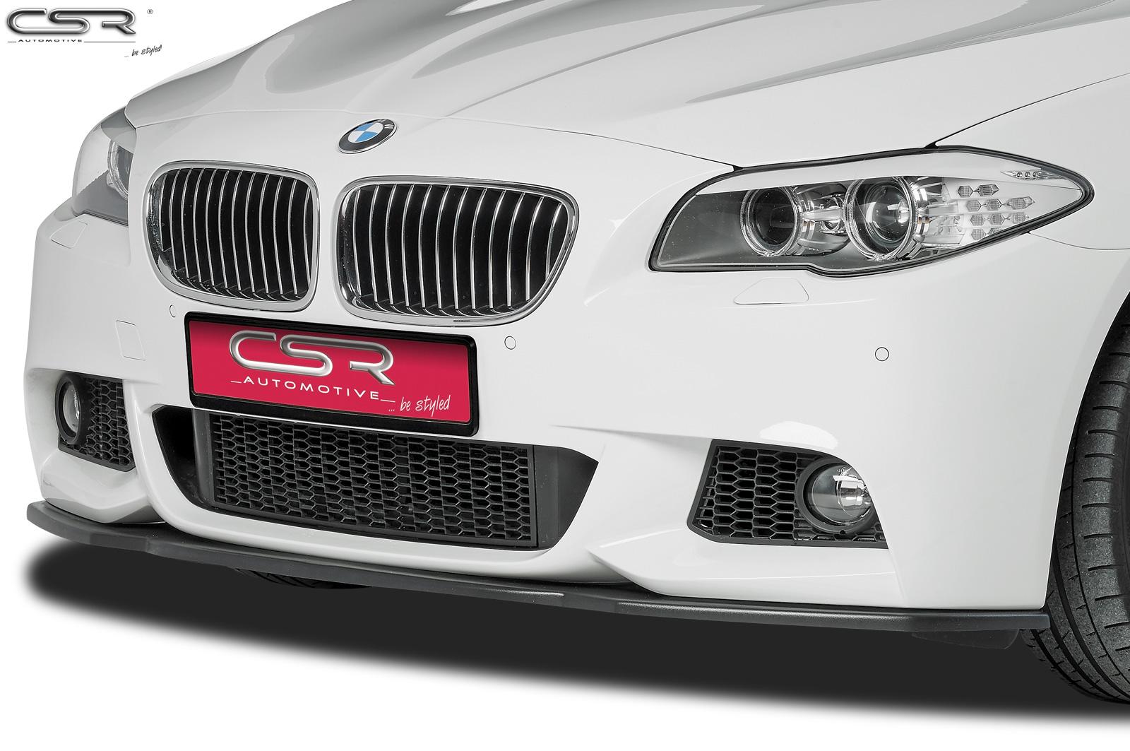 накладка на бампер передний Csr Automotive для Bmw 5 серии F10 F11